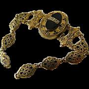 SALE exceptional Victorian Bracelet