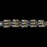 SALE Gorgeous-Deco- glass stone- Bracelet