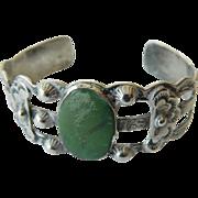 Hand made- Native American cuff Bracelet