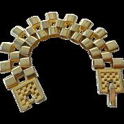 Linked-1950's bracelet