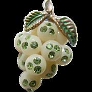 Forbidden fruit-Grape pin