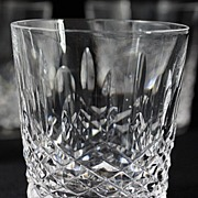 """SOLD Waterford """"Kenmare"""" Whiskey Tumbler"""