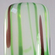 SOLD Large and Colourful Carlo Moretti Glass Vase