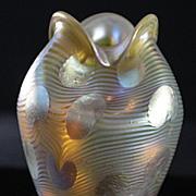 SOLD Loetz Candia Phaenomen Genre 1/696 Vase