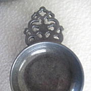 Small Vintage Porringer Marked STEDE. 2 1/2 inches wide