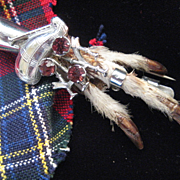 Vintage Scottish Traditional Grouse Claw by Miracle