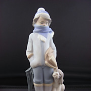 Lladro Figurine - Winter #5220