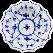 Royal Copenhagen Blue Fluted Bowl