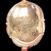 Coin Silver Spoon by B. M. Chamberlain & Son - 19th C
