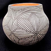 REDUCED Acoma Pueblo Seed by Maria Zieu Chino