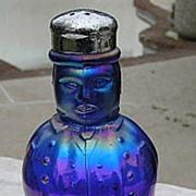 SOLD Cobalt Carnival John Bull Shaker Aurora Jewels Imperial 1971