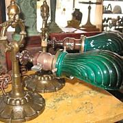 2 Rembrandt Genie Desk Lamps - Matched Pair