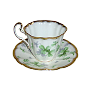 Beautiful Adderley Cup and Saucer