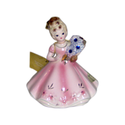 Lovely Josef Originals September figurine