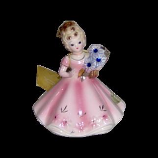 Lovely Josef Originals September figurine