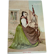 Postcard - Glarus - Glaris