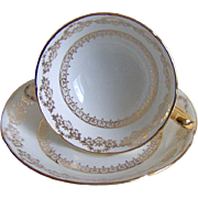 Cup and Saucer - Royal Grafton, England