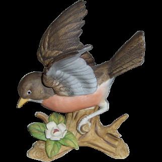 Lefton Bird Figurine