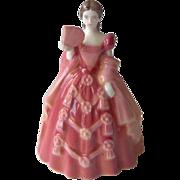 Coalport Mini Lady Figurine - Harriet