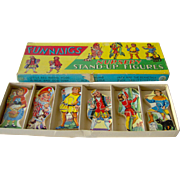 Funn/jigs Nursery Stand-up Figures