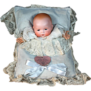 Factory Original Armand Marseille Dream Baby Doll Pillow with Hang Tags