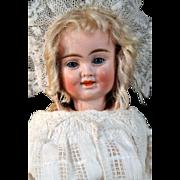 """Carl Bergner 3 Face Doll 16"""""""