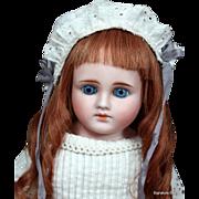 SALE Gebruder kuhnlenz German Bisque Child Doll