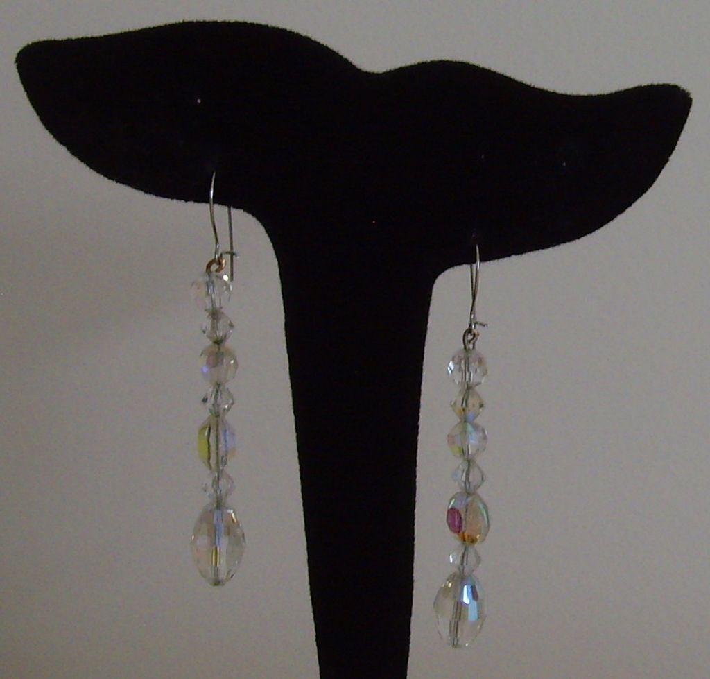 Aurora Boralais Dangle Earrings