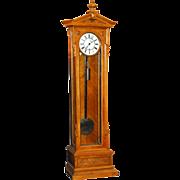 SALE German Thirty Day Long Case Regulator Clock By Lenzkirch