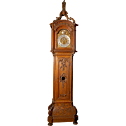 SALE French Louis XV Paul Conrad Musical Clock