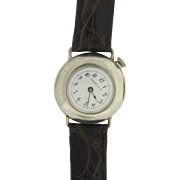 Ladies Military Drivers Wrist Watch by Tiffany & Co.