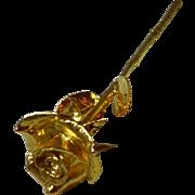 24K Gold Dipped Forever Rose