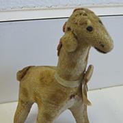 Antique toy animal Giraffe