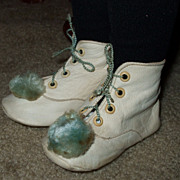 Adorable Baby Doll Shoes Made In Austria