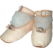 Adorable Baby Doll Shoes Single Strap