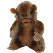 SOLD Steiff's Smallest Nagy Beaver - Red Tag Sale Item