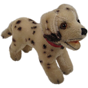 SOLD Steiff's Very Rare Standing FAO Schwarz Exclusive Dally Dalmatian With ID
