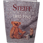 Steiff's 1982-1943 Sortiment Reference Book