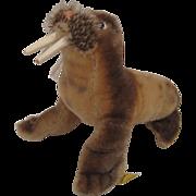 Steiff's Medium Sized Paddy Walrus With 2 IDs