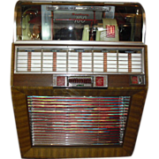 1949 Seeburg Model M 100A Jukebox ~ Free Delivery to Chicago Show