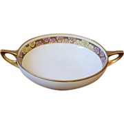 Antique Nippon Bowl, Royal Crockery, C.1911