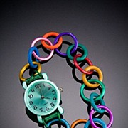 Anodized Aluminum O-Ring Watches