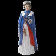 Her Majesty Queen Elizabeth II HN2878 Royal Doulton Artist Signed