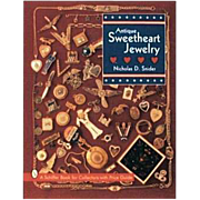 SOLD Antique Sweetheart Jewelry Schiffer Book for Collectors Paperback With Price Guide by Nic