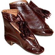 SALE PENDING Hand Made French Fashion Boots