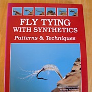 Fly Tying with Synthetics by Phil Camera