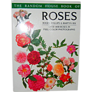 The Random House Book of Roses - Large Full Color Paperback, 1988