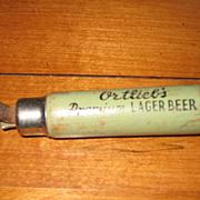 Vintage Ortlieb's Beer Opener