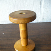 SALE Sewing Bobbin:Wood