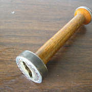 SALE Wood Sewing Bobbin